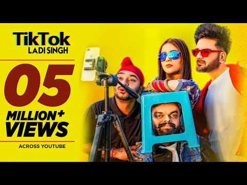 TikTok: Ladi Singh (Official Video) Desi Routz - Shehnaaz Gill - Maninder Kailey