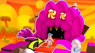 Roblox: ESCAPE THE CANDY MONSTER!