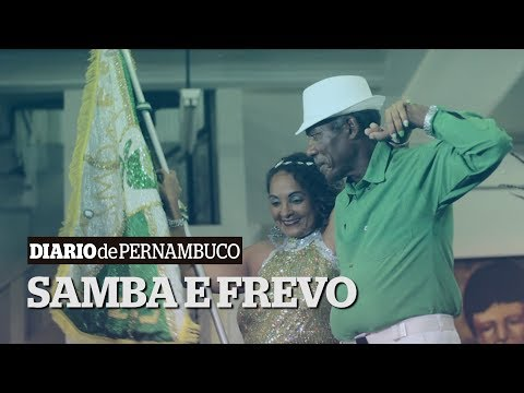 No Recife, o samba encontra o frevo no Carnaval em Memória