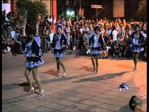 CAPORALES Alma Boliviana de Tenerife en Gran Canarias 4 agosto 2012