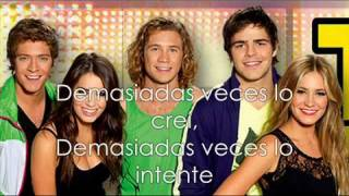 Teen angels 5 - Demasiadas Veces + Letra (Lyrics)