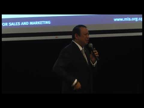 MIS President Mr Roger Wangs Opening Speech at MIS Digital Transformation Conference 2017