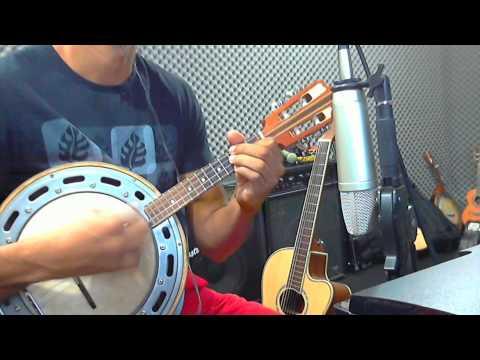 Cadências e Variações BANJO(Renan do Cavaco)Palhetada de Banjo