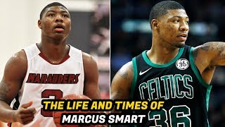 Marcus Smart's NBA Story: The Heart of the Boston Celtics