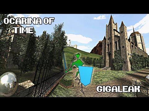 Ocarina of Time y Ura Zelda en el Gigaleak | Peasoroms 2020