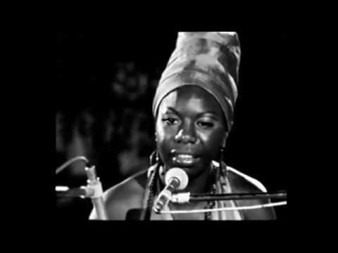 Nina Simone -  Antibes - Juan-Les-Pins - 1969