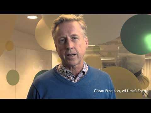 Nominera Årets mest hållbara förening   Göran Ernstson Umeå Energi
