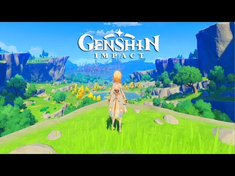 Genshin Impact 《原神》 - First Look Gameplay RPG Open World Mobile Games miHoYo - 1st CBT iOS 2019