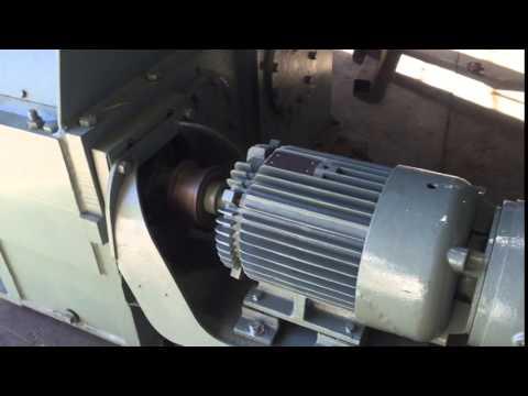 17K-HM04 1 Unit - FALK Inching Drive, Model 2140Y3-LS, 209.9:1 ratio, 1800 RPM Video 2 of 2