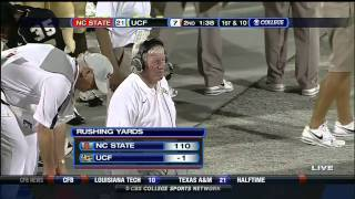 Leachisms - NC State vs. UCF, 9/11/10