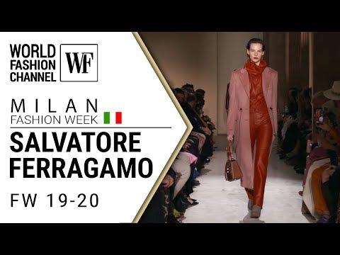 Salvatore Ferragamo | Fall-winter 19-20 Milan fashion week