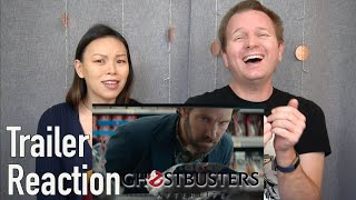 Ghostbusters: Afterlife Character Reveal Clip // Reaction & Review