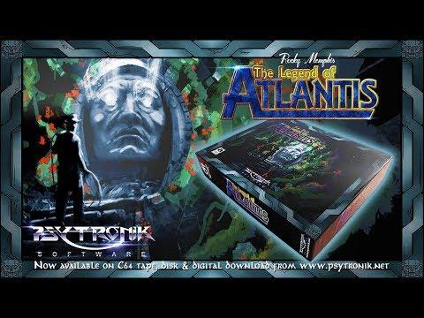 Hasta el Infinito, y más allá --- Legend of Atlantis --- Commodore 64 Real 50Hz
