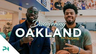 Oakland , California 4k ( Story of the Community)