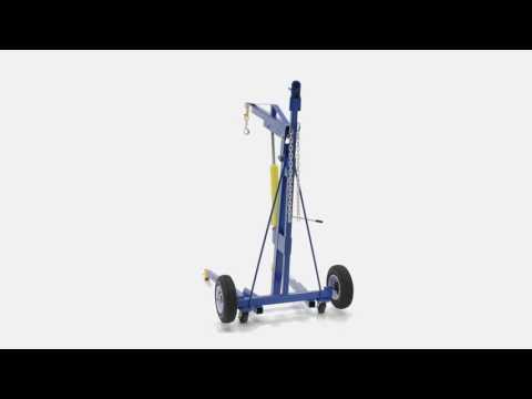 H-TRAIL Hoist Trailer