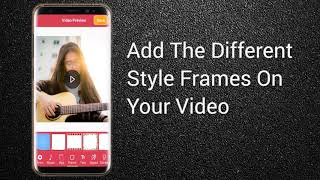 Photo Video Maker with Song & Photo To Gif Maker || Animation Maker With Text