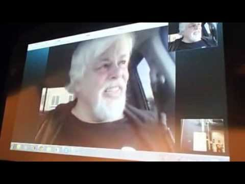 Paul Watson - BLACKFISH-Interview (engl.) -  WDSF-Film