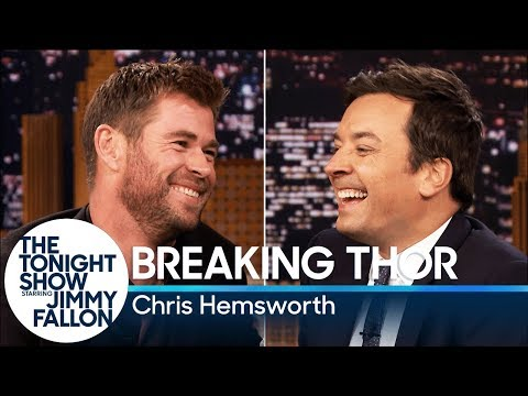 Breaking Thor with Chris Hemsworth