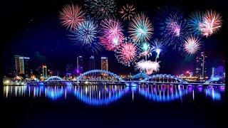 CHUNG KẾT PHÁO HOA QUỐC TẾ ĐÀ NẴNG - ĐỘI ANH International fireworks festival finale - England team