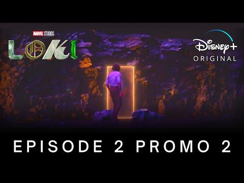 Marvel Studios' LOKI   EPISODE 2 PROMO TRAILER 2   Disney+