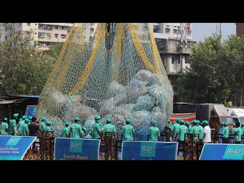 Bisleri Breaks Guinness World Record