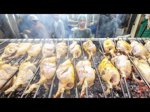 LEVEL 9999 BEST Street Food in Pakistan – The ULTIMATE Lahori Street Food Tour of Lahore, Pakistan!