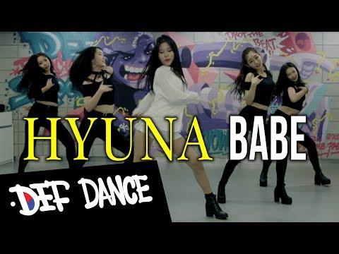 [댄스학원 No.1] HyunA (현아) - BABE (베베) KPOP DANCE COVER / 데프수강생 월말평가 방송댄스 안무 가수오디션 정보 실용음악 보컬 미디 랩