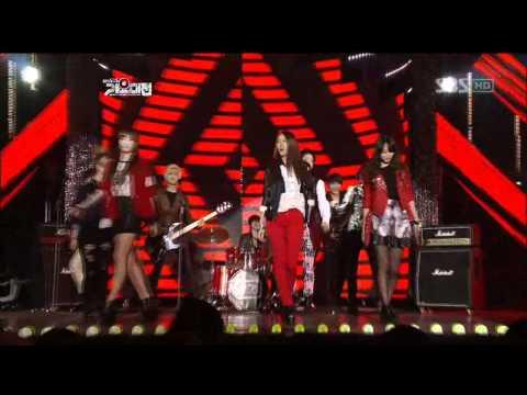 FTisland&F(x) - Don't Cha @SBS MUSIC FESTIVAL 가요대전 20111229