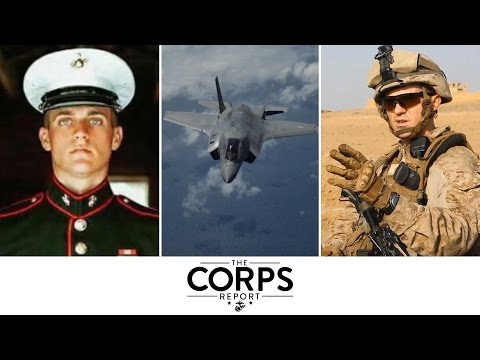 Honor the Fallen, Marines Deploy, and the F-35 Lands in Iwakuni (The Corps Report Ep. 86)
