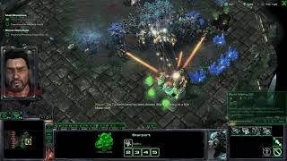 StarCraft II - Wings of Liberty Campaign - 3 player coop - Supernova - February 20 2019