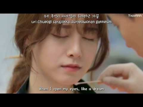 Kim Tae Hyun (DICKPUNKS) - Tears Fall (눈물이 펑펑) FMV (Angel Eyes OST)[ENGSUB + Romanization + Hangul]
