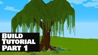 Minecraft Omega Custom Tree Tutorial Part 1