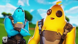 PEELY BECOMES RIPPLEY?! (A Fortnite Short Film)