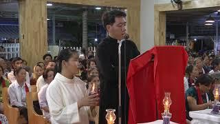 GDTM - Suy ngắm 15 sự thương khó Chúa Giêsu