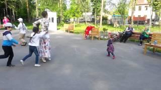 Вечер танцев в Расторгуевском парке 11 июня