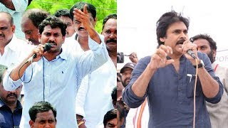 Pawan &Jagan Padayatra Intensifies Political Heat in G..