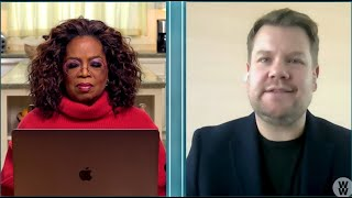 James Corden Opens Up to Oprah About His Weight Loss Journey | Full Interview | WW