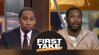 Meek Mill: I didn't sign up to be the face of injustice   First Take   ESPN