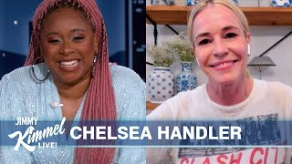 Chelsea Handler on Quaaludes at Jane Fonda's, Returning to Stand-Up & Her Love of Being Naked
