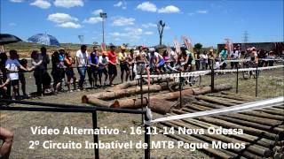 Bikers Rio Pardo | Vídeos | Alucinante o 2º Circuito Imbatível de MTB Pague Menos em Nova Odessa