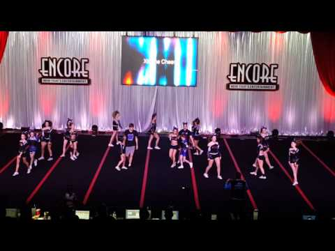 Xtreme Cheer CT All-Abilities Team Inspiration Encore 2016
