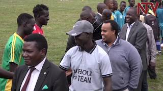 Buganda ne Acholi bagudde maliri mu mpaka za FUFA Drum