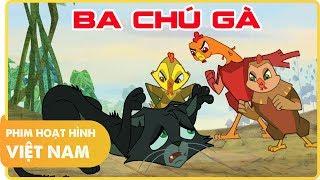 Ba Chú Gà   Phim Hoạt Hình Việt Nam    Hoạt Hình Hay 2019