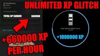 NEW UNLIMITED MW XP GLITCH! MW GLITCHES! MODERN WARFARE XP GLITCH! MODERN WARFARE GLITCH! (COD MW)
