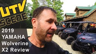 Yamaha Wolverine X2 Review