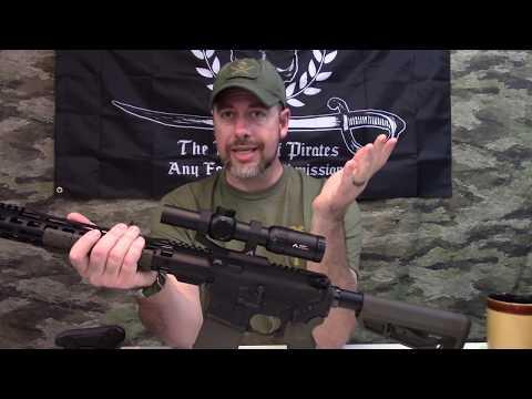 Primary Arms 1-6x SFP ACSS scope.