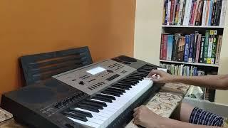 Ae Watan, Mere Watan... Raazi. Piano by Aditya