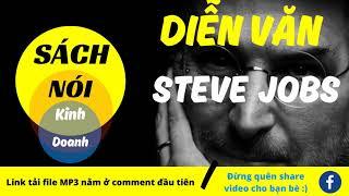 Diễn Văn Steve Jobs Tại Đại Học Stanford - Sách Nói Kinh Doanh