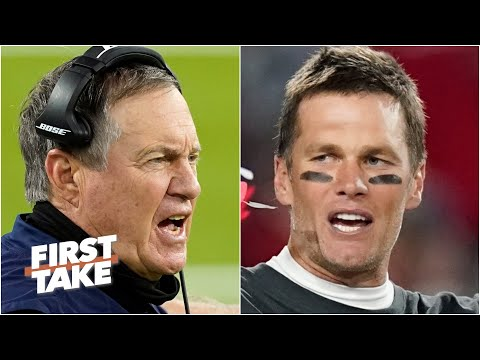 Could Tom Brady potentially outlast Bill Belichick? | First Take