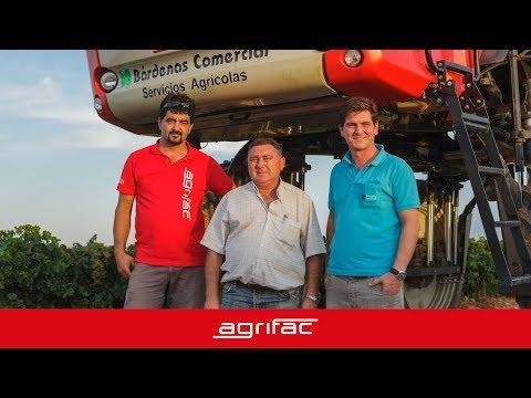 Experiencia de usuario de la Agrifac Condor ClearancePlus de Bardenas